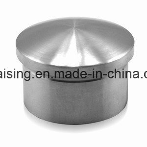 Stainless Steel Stair Handrail End Fittings pictures & photos