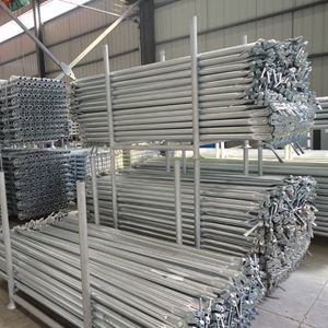 Ringlock Scaffolding Diagonal Brace pictures & photos