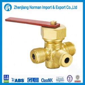 Marine Male Thread Bronze Drain Plug Valve pictures & photos