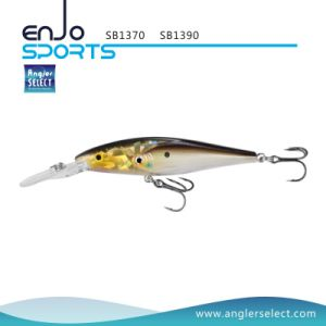 New Fishing Tackle School Fish Lure with Vmc Treble Hooks (SB1390) pictures & photos