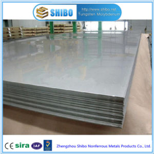 Factory Supply High Temperature Tzm Molybdenum Sheet with Super Quality pictures & photos