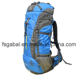 50L Best Outdoor Lightweight Waterproof Nylon Sports Bag Backpack pictures & photos