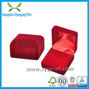 Manufacture Professional Custom Paper jewelry Box Wholesale pictures & photos