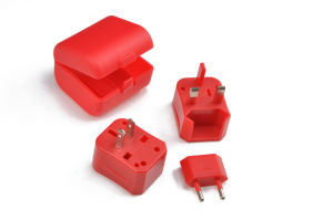 3 in 1 Travel Plug with CE&RoHS Approved pictures & photos