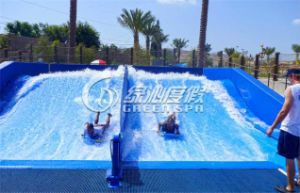 Skateboarding Surfing Water Slide, Water Park Equipment in Fiberglass pictures & photos