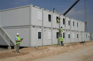 Modular Building/Prefabricated building/Container Building pictures & photos