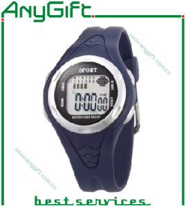 AG Silicone Watch with Customized Color and Logo pictures & photos