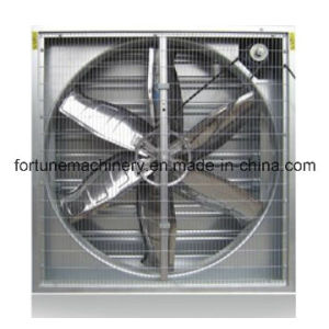 Poultry Feeding Equipment-Drop Hammer Type Exhaust Fan