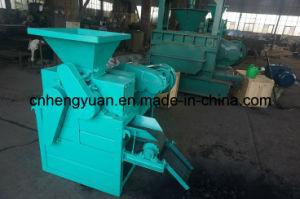 Good Performance Charcoal Powder Briquette Extruder Machine pictures & photos