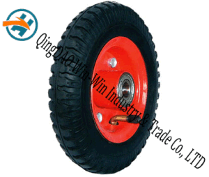 """8""""X2.50-4 Wear-Resistant Pneumatic Wheel for Hand Cart pictures & photos"""