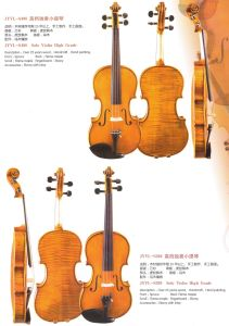 Solo Violin High Grade (VL-S498, S398)