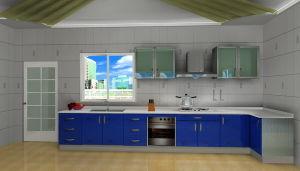 Stainless Steel Kitchen Furniture (MK001)