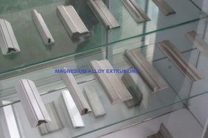 Magnesium Extruded Profile