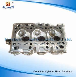 Complete Cylinder Head for Daewoo Matiz Aveo F8CV F8c 96316210 pictures & photos