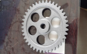 Wheel Gear of The Industuial Equipment/1