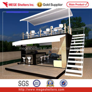 China Sam 20ft Container Cafe And Bar Mobile Pop
