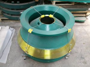 Concave-Manganese-Mn18-Gp100-Cone Crusher-Metso pictures & photos