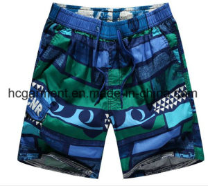 Nylon Fabric of Boards Shorts, Printed Beach Shorts for Man pictures & photos