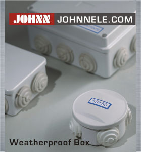 Waterproof Junction Box Electrical Connection Box with CE pictures & photos