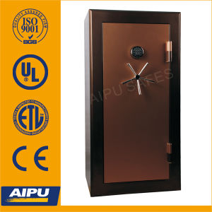 Fireproof Gun Safe Box with UL Listed Group 2 Lagard Combination Lock Rgh593024-C pictures & photos