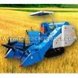 Farm Machinery Rice/Wheat Combine Harvester Machine (4LZ-210)