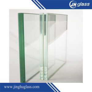 10.76mm Tempered Green Laminated Glass pictures & photos