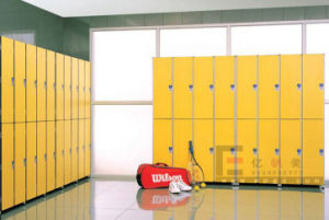 Solid Phenolic HPL Wardrobe Compact Phenolic Lockers pictures & photos