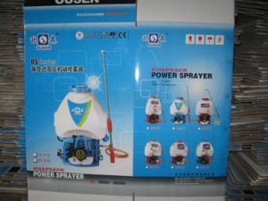 CE Knapsack/Backpack Power Sprayer (OS-767) pictures & photos