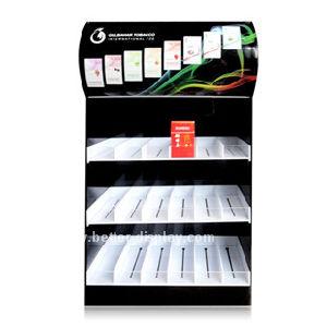 Acrylic Black Cigarette Cabinet Btr-D3010 pictures & photos