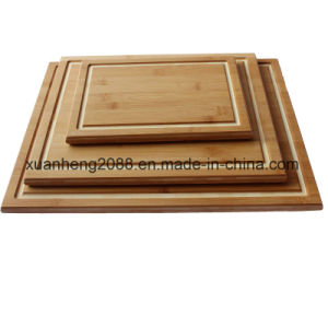 Kitchenware Bamboo Cutting Board pictures & photos