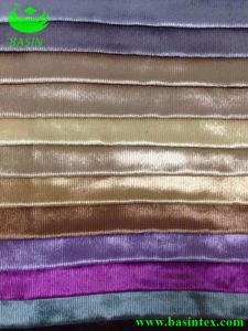 Warp Knitting Cordon Stripe Fabric (BS9051) pictures & photos