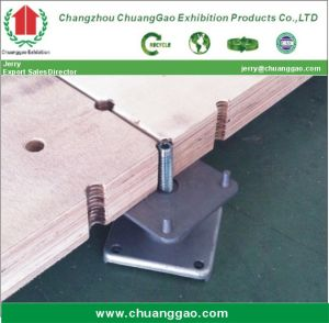 Wooden Floor System for Exhibition Booth pictures & photos