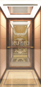 UK Fantastic Villa Elevator with Hard Leather pictures & photos
