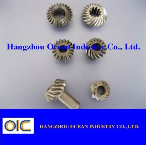M1.5 Small Spiral Bevel Gear pictures & photos