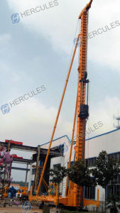 DCB Series Foot-Step Diesel Hammer Piling Machine pictures & photos