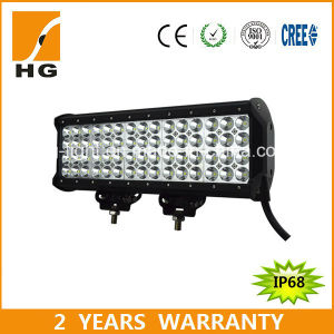 Qual Row CREE Waterproof IP68 27inch 288W LED Light Bar pictures & photos