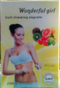 Wonderful Girl Fruit Slimming Capsule pictures & photos