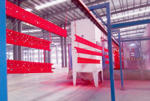 Rust Protection High Capacity Heavy Duty Drive-in Rack Metal Shelving pictures & photos