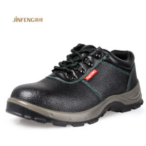 Cowskin Leather Winter Safety Boots pictures & photos