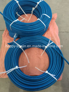 "3/8"" 4000psi 6000psi High Pressure Washer Hose pictures & photos"