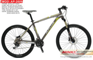 Alloy 30 Speed Mountain Bicycle (AP-2609) pictures & photos
