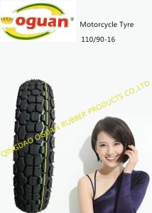 Antiskid Explosion-Proof High Quality Motorcycle Tyre pictures & photos
