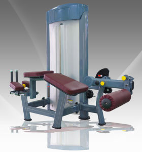 Horizontal Leg Curl Trainer Fitness Equipments pictures & photos