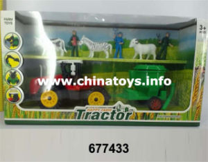 Friction Farmer Truck Car Vehicle Toy (677433) pictures & photos