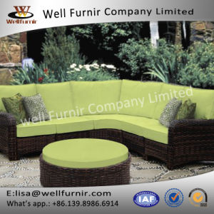 Well Furnir 5 Piece Sectional Sofa with Cushion WF-17025 pictures & photos