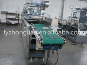 Dpp-350 High Quality Automatic Plate Type Alu Plastic Blister Packaging Machine pictures & photos