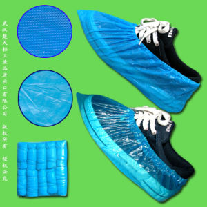 Disposable Hospital Shoe Cover pictures & photos