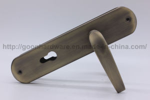 Aluminum Handle on Iron Plate 032 pictures & photos