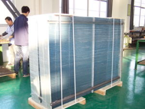 HVAC Tube and Fin Condenser and Evaporator Assembly Heat Exchanger pictures & photos