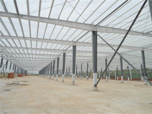 Sandwich Panel Container House Steel Structure Warehouse pictures & photos